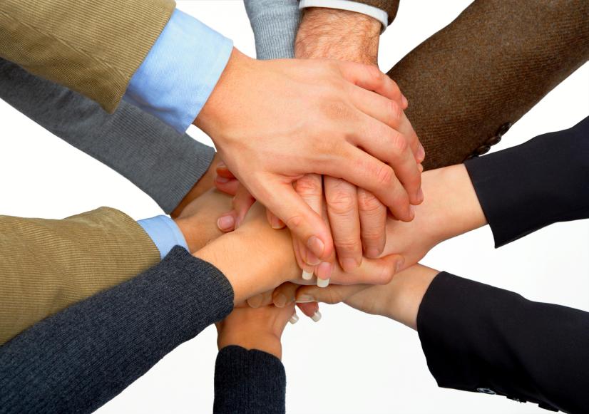 плодотворное сотрудничество предпринимателей