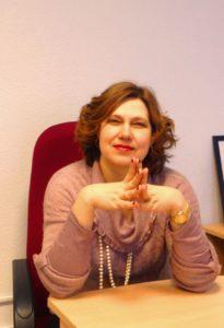 Лилия Александровна Евсюкова, специалист по наилучшим изменениям жизни человека