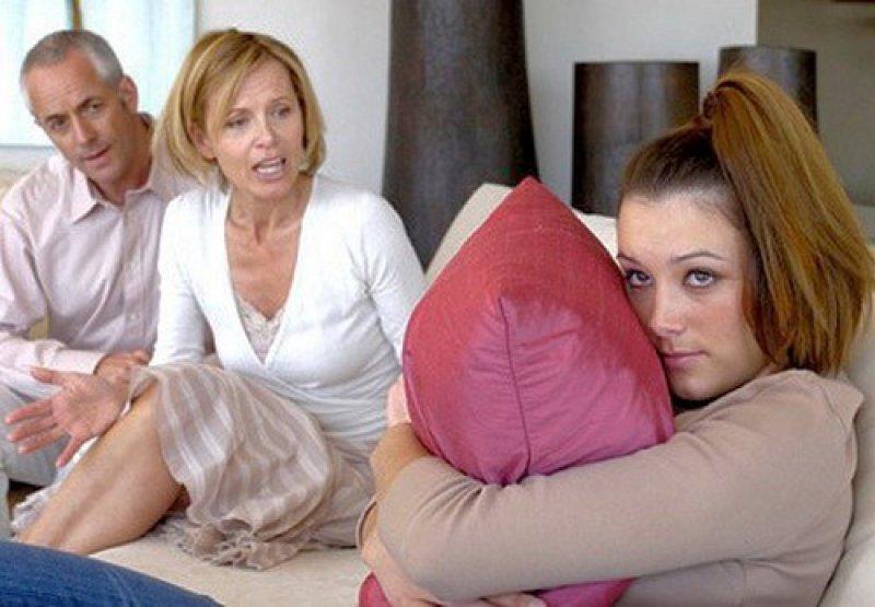страхи родителей
